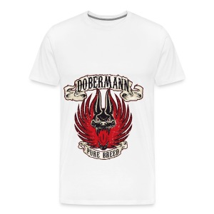 Dobermann Pure B - Men's Premium T-Shirt