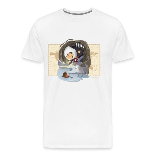 Expédition au grand nord - T-shirt Premium Homme