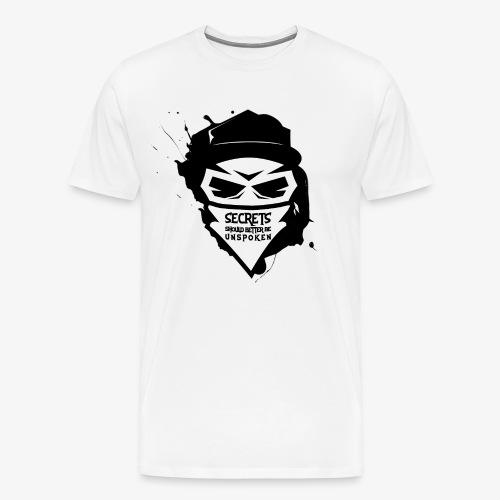 Secrets - Männer Premium T-Shirt