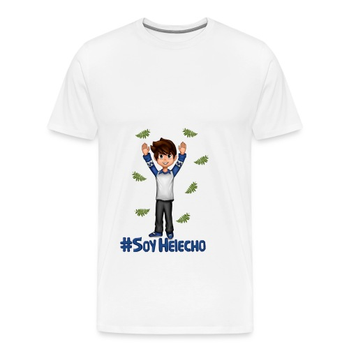 #SoyHelecho - Camiseta premium hombre