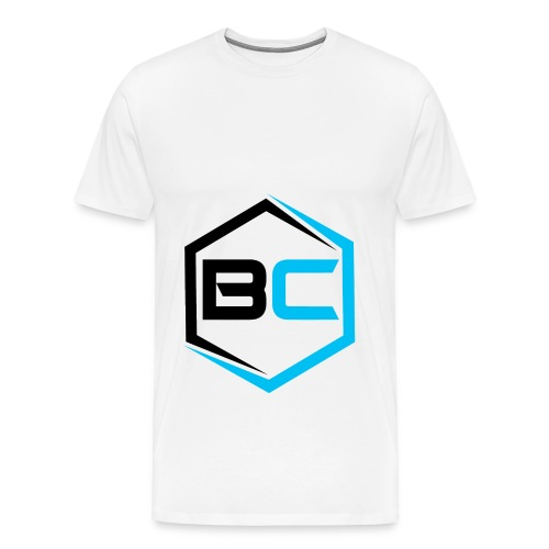 BradCubed 2018 Reboot Merch - Men's Premium T-Shirt