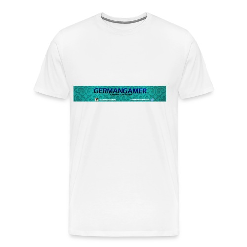 GERMANGAMER /NEW/ Collection - Männer Premium T-Shirt