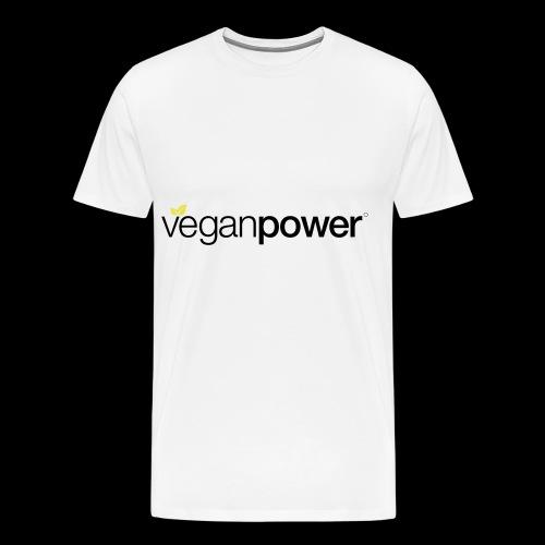 veganpower Lifestyle - Männer Premium T-Shirt