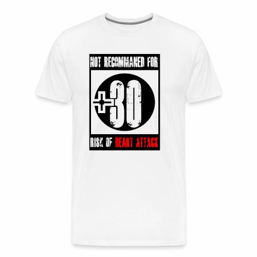 Heart Attack - T-shirt Premium Homme