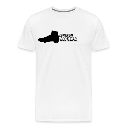 Certified Boothead - Men's Premium T-Shirt
