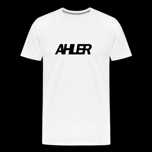 Ahler - Herre premium T-shirt