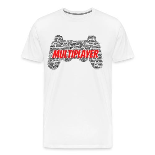 GAMER PAD - Koszulka męska Premium