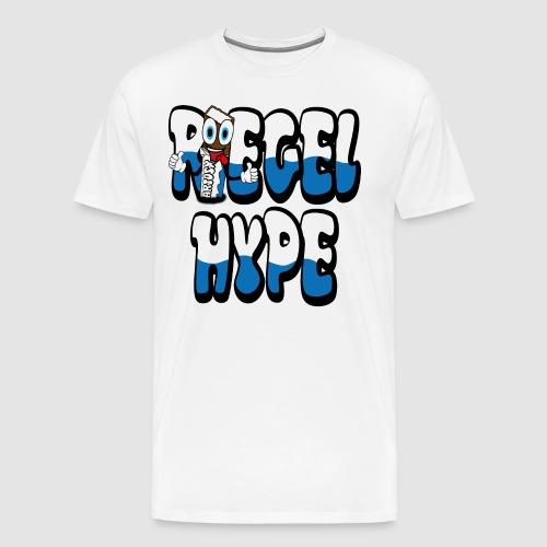 Riegel Hype - Männer Premium T-Shirt