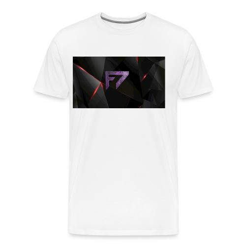 f7Logo - Men's Premium T-Shirt