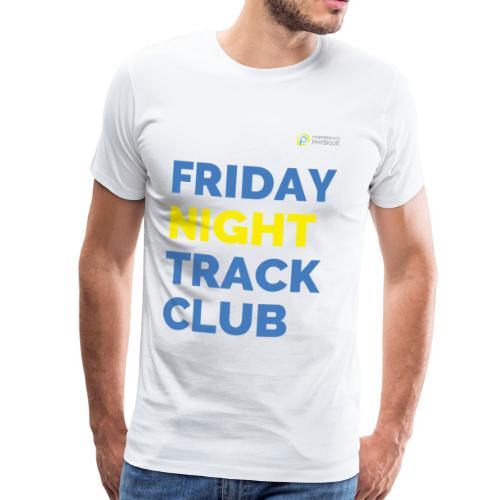 Friday Night Track Club - Men's Premium T-Shirt