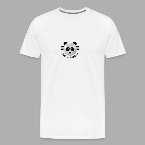 be a pandaa - Männer Premium T-Shirt