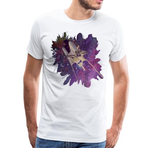 In die unendlichen Weiten des Weltalls - Männer Premium T-Shirt