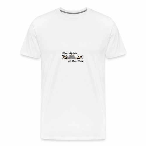 Wolfspirit - Männer Premium T-Shirt