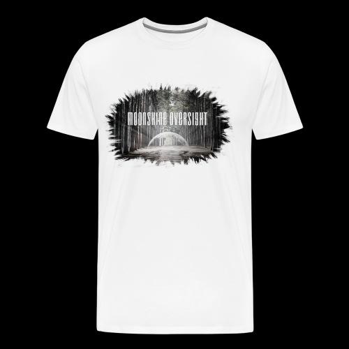 Forme déchiré - Moonshine Oversight - T-shirt Premium Homme