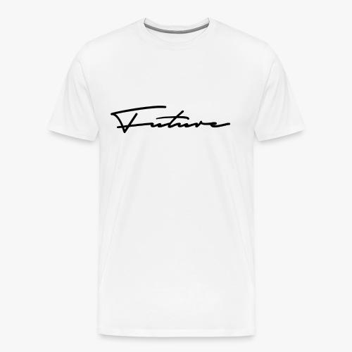 Future Autograph - Men's Premium T-Shirt
