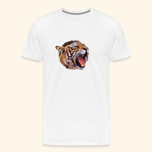 BOB LE TIGRE - T-shirt Premium Homme