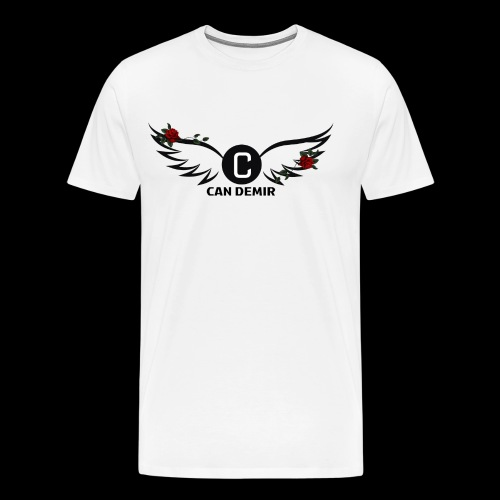 Can Demir 2018 MERCH - Männer Premium T-Shirt