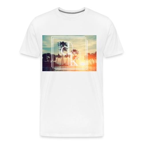 Dk Palm - Männer Premium T-Shirt