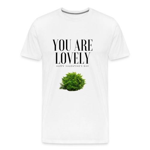 You are lovely - Fortnite Edition - T-shirt Premium Homme
