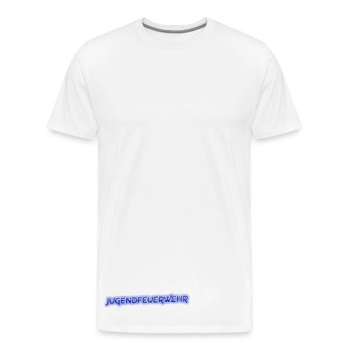 Jugendfeuerwehr Aufdruck - Kollektion Nr.1 - Männer Premium T-Shirt