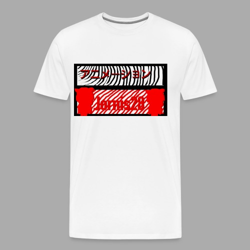 Jornis28_Animation - Männer Premium T-Shirt
