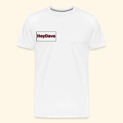Die Kollektion in weiß! - Männer Premium T-Shirt