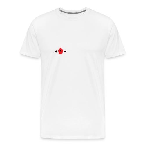 Red trapeze - Männer Premium T-Shirt