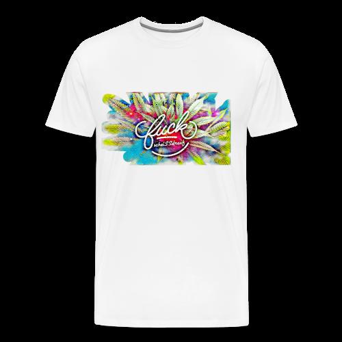 dopeSfuck (#scheissdrauf) - Männer Premium T-Shirt
