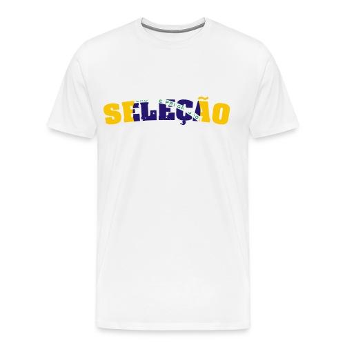 Selecao - Männer Premium T-Shirt