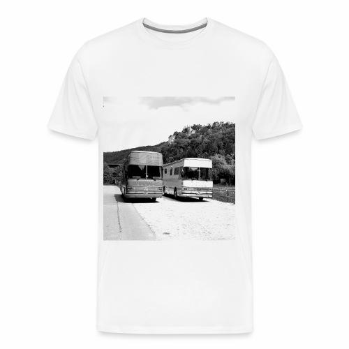 Old Bus - Männer Premium T-Shirt