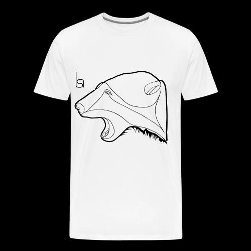 OursPolaire - T-shirt Premium Homme