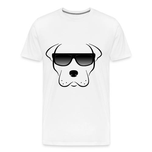 pit bull - Camiseta premium hombre
