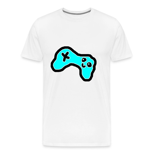 De Gekke Gamer Merchandise - Mannen Premium T-shirt