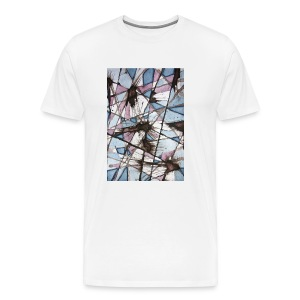 Watercolour painting Design. - Men's Premium T-Shirt