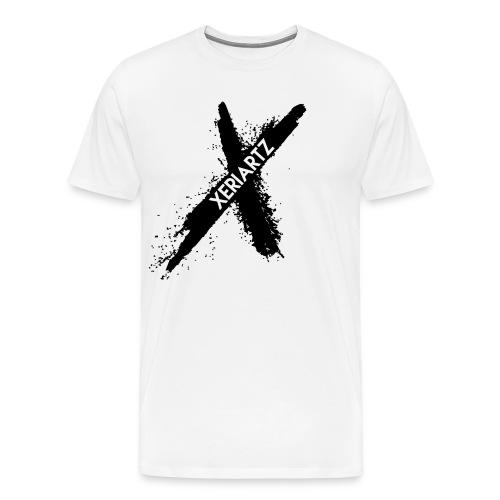 Offical XeriArtz Merch Logo - Männer Premium T-Shirt