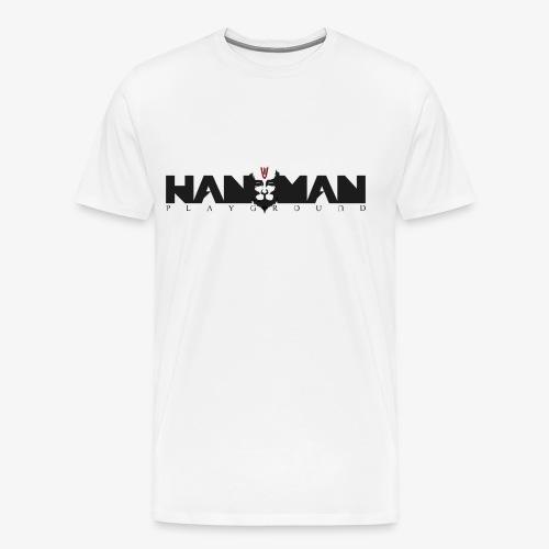 LOGO HANUMAN PLAYGROUND - T-shirt Premium Homme