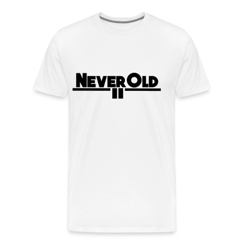 NeverOld Stylish - Premium-T-shirt herr