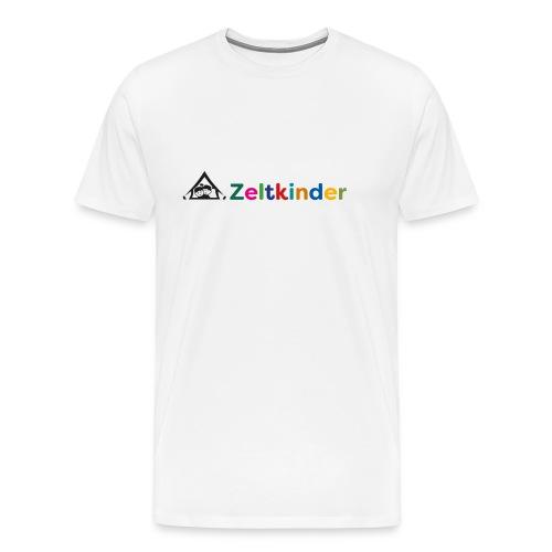 Zeltkinder - Männer Premium T-Shirt