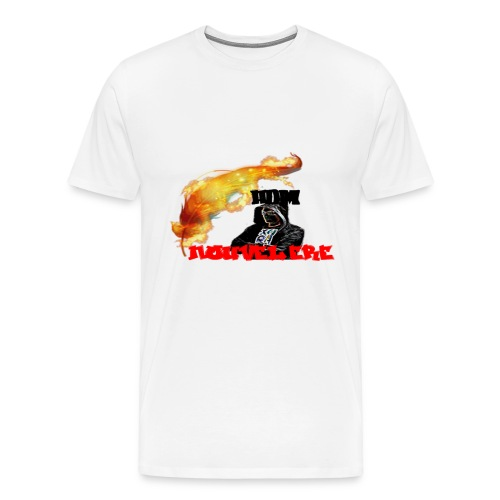 pub tee shirt nouvel ere - T-shirt Premium Homme