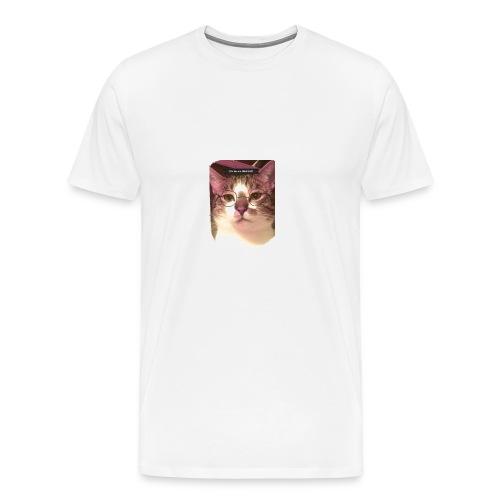Das einzigartige The Chefcat Shirt! - Männer Premium T-Shirt
