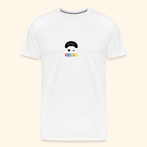 DJ Frango - Vision Track Artwork - Men's Premium T-Shirt
