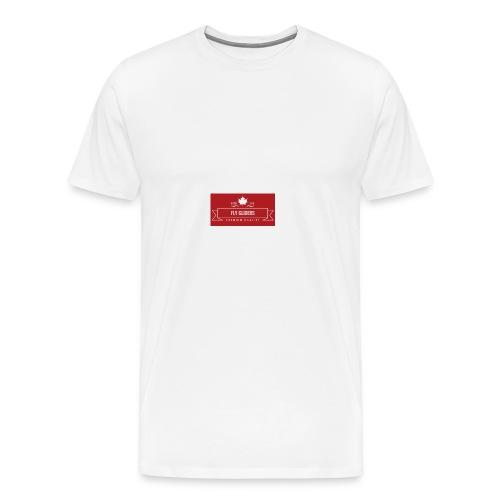 Fly-Gliders - Camiseta premium hombre