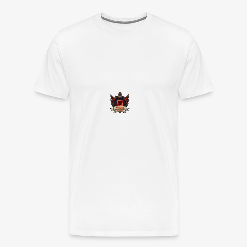 MagmaCraft - Premium T-skjorte for menn