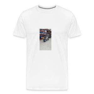 13528935_10208281459286757_3702525783891244117_n - Mannen Premium T-shirt
