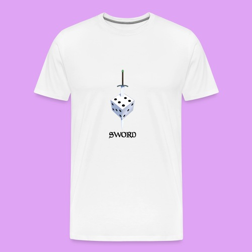 SWORD Kallingar - Premium-T-shirt herr