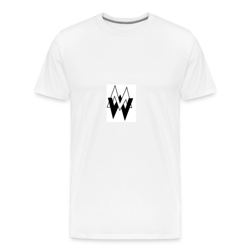 mw - Men's Premium T-Shirt