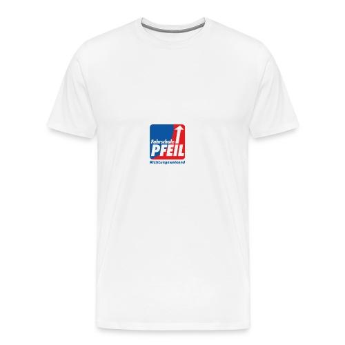 logo l - Männer Premium T-Shirt