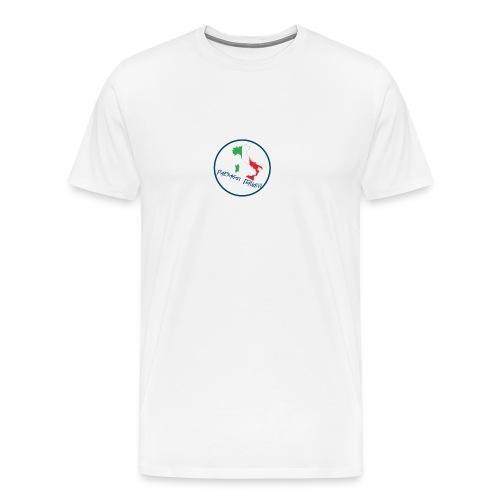 SC logo - Maglietta Premium da uomo