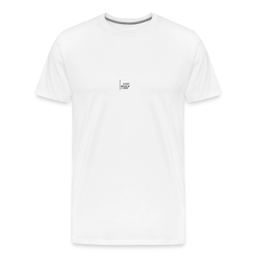 STOP - T-shirt Premium Homme