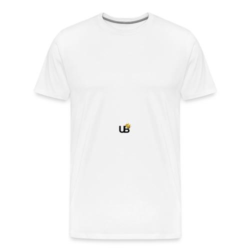 united boys - Premium T-skjorte for menn